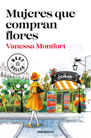 Mujeres que compran flores / Woman Who Buy Flowers by Vanessa Montfort
