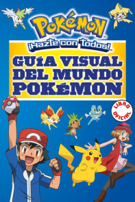 Guía visual del mundo Pokémon / Pokemon Visual Companion