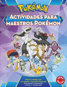 Actividades para maestros Pokémon / Pokemon All-Star Activity Book