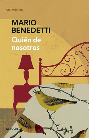 Quién de nosotros / Who Can Throw the First Stone by Mario Benedetti