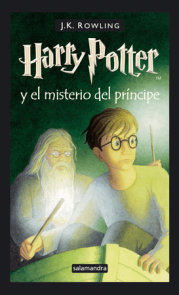 Harry Potter y el misterio del príncipe / Harry Potter and the Half-Blood Prince