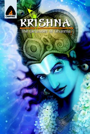 Krishna: Defender of Dharma by Shweta Taneja
