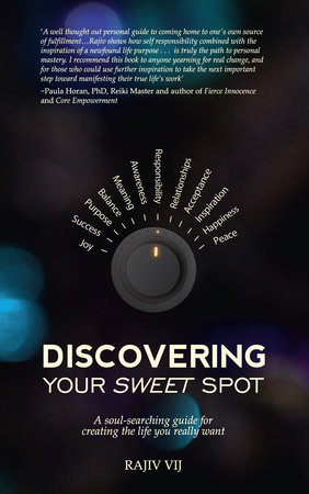 Discovering Your Sweet Spot by Rajiv Vij
