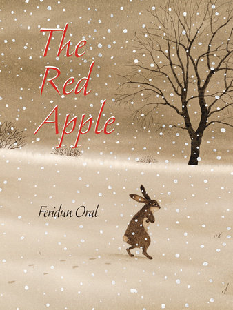 Red Apple by Feridun Oral