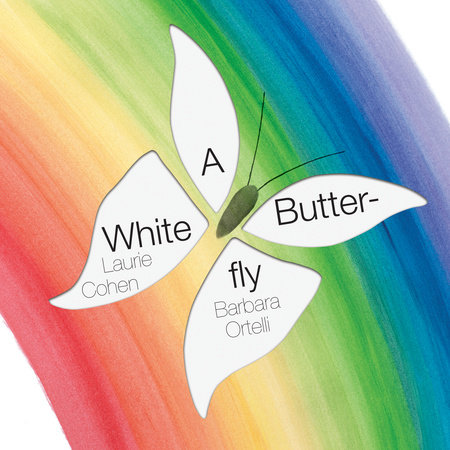 White Butterfly by Laurie Cohen