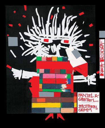 Hansel & Gretel by Kveta Pacovska