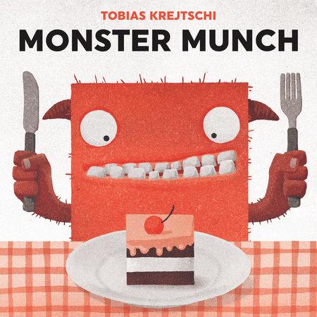 Monster Munch by Tobias Krejtschi
